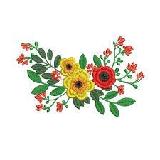 Znalezione obrazy dla zapytania: wzory kwiaty