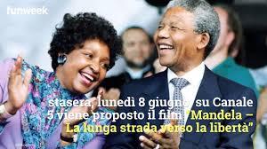 Stasera in tv, Mandela la lunga strada verso la libertà su Canale ...