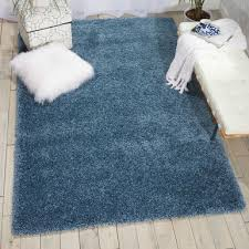 Blue Kids Nursery Rugs