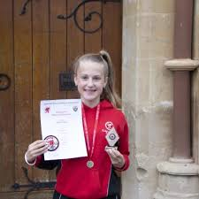 Abby is Crowned Somerset Race Walk Champion   King's College Taunton