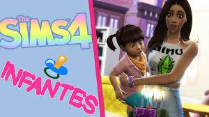 El Cumpleanos De Nuestra Pequena Sims 4 Infantes Final Youtube