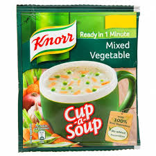 knorr mixed vegetable soup 10 gm