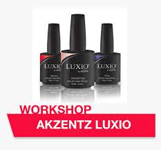 akzentz luxio gel polish work
