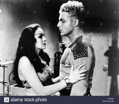 Original Film Title: FLASH GORDON. English Title: FLASH GORDON. Film  Director: RAY TAYLOR; FREDERICK STEPHANI. Year: 1936. Stars: BUSTER CRABBE; PRISCILLA  LAWSON. Credit: UNIVERSAL PICTURES / Album Stock Photo - Alamy