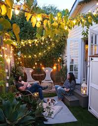 garden ideas for tiny outdoor spaces