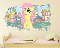 Little Pony Decal Etsy