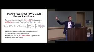 """NIPS 2017 workshop """"(Almost) 50 Shades of Bayesian Learning"""" - Peter  Grünwald - YouTube"""
