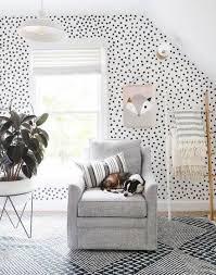 New Unisex Kids Room Decor Polka Dots Ideas Babywallpaper Kid Room Decor Unisex Kids Room Kids Room Wallpaper