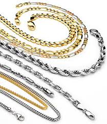 gold chains â white gold necklaces