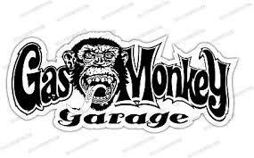 Gas Monkey Monkey Logo Vinyl Decal Sticker Car Wall Laptop Bumperdecal Funny Archives Midweek Com
