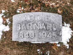 "Adeline ""Addie"" Marshall Barnard (1849-1945) - Find A Grave Memorial"
