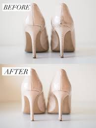 repairing your patent leather pumps