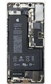 iphone xs teardown wallpaper