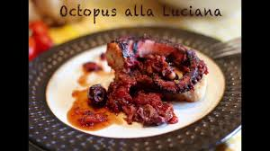 A MUST TRY OCTOPUS RECIPE – My italian ...