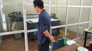 Dự án khử mùi mực in với máy ozone công nghiệp D5 tại Hà Đông