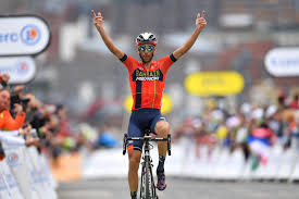 The last few hundred meters felt never ending': Nibali goes long to take  hard fought Tour de France stage win - Cycling Weekly