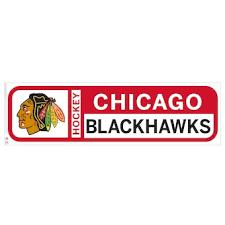 Chicago Blackhawks Wall Decor Home Office Nhlshop Ca