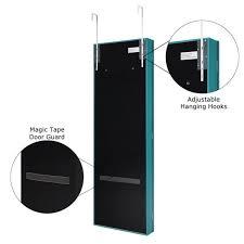 wall mount jewelry armoire organizer