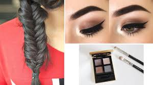 makeup hairstyle tips 3 easy