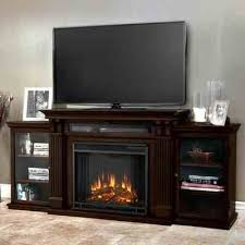 real flame calie electric fireplace tv