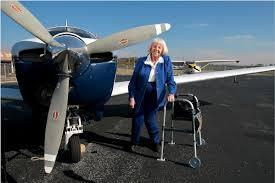 Interview: Evelyn Johnson, Flight Instructor | Oddball Pilot