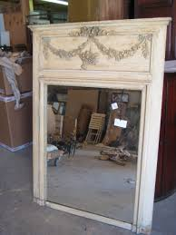 trumeau mirror from france
