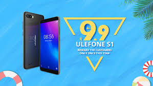 Several Ulefone S1 Android Go Units To ...
