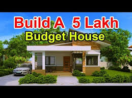 build a 5 lakh budget house beautiful