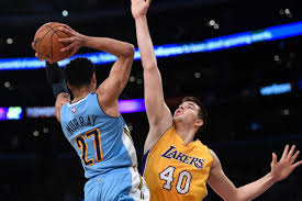 Ivica Zubac has disappeared from the Lakers' rotation - Silver ...