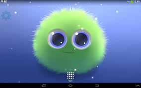 fluffy chu live wallpaper android apps