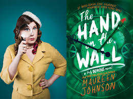 Q&A: Maureen Johnson, Author of 'The Hand On The Wall' | The Nerd ...