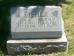 Iva L. Workman Fisher (1895-1918) - Find A Grave Memorial