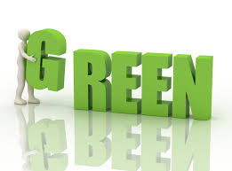 ways to recycle and go green