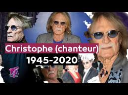 Christophe 1945-2020 - YouTube
