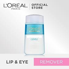 paris lip eye makeup remover 125ml