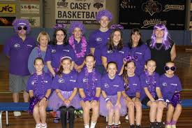 Ava's 'Purple Army'   Pakenham Gazette