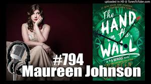 The Author Stories Podcast Episode 794 | Maureen Johnson Interview ...