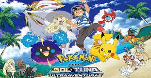 Pokemon The Series: Sun & Moon Season 1 - streaming online