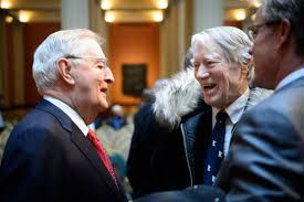 Walter Mondale hospitalized at Mayo Clinic with the flu | Star Tribune