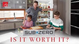 sub zero fridge everything to know