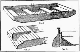 wooden flat bottom boat how to build