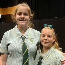 Pioneer State High School students Felicity Miller, 15, and Abigail ... |  Buy Photos Online | Noosa News