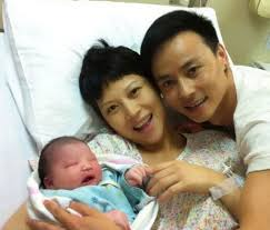 Ada Choi gives birth to Baby Girl | A Virtual Voyage
