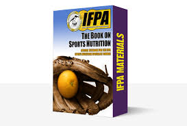 the book on sports nutrition ifpa fitness
