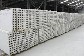 sound insulation hollow core concrete