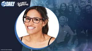 Secret Origins of the DC DAILY Cast: Tiffany Smith
