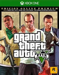 Grand Theft Auto V Premium Online Edition - Xbox One Standard ...