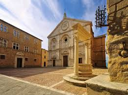 Pienza, the ideal city