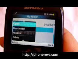 tracfone motorola ex431g how to change