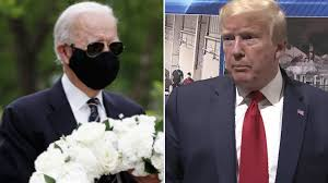 Trump retweets criticism of Joe Biden for wearing mask - CNN Video